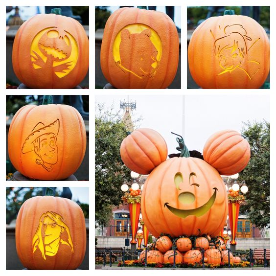 Halloweentime and Fall Disneyland Checklist