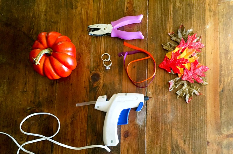DIY Pumpkin Ring Pillow