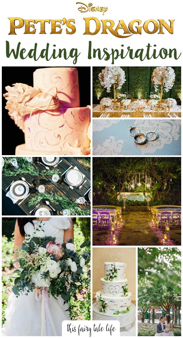 PETE'S DRAGON Wedding Inspiration