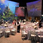"""A True """"Guest"""" Post: Michelle and George's Animation Building Disneyland Wedding"""