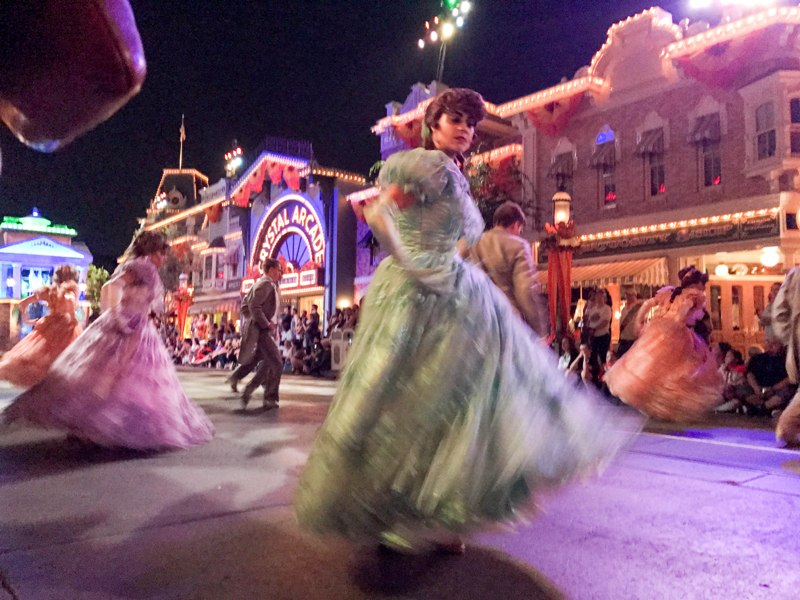 A Look at the New Halloween 'Frightfully Fun Parade' at Disneyland