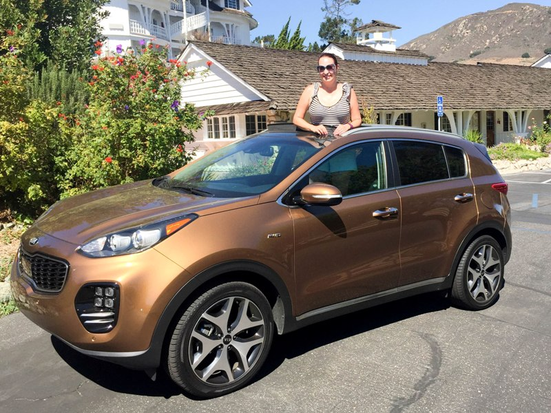 2017 kia sportage review this fairy tale life. Black Bedroom Furniture Sets. Home Design Ideas