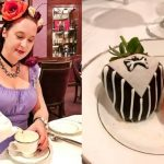 Trick or Tea! Afternoon Tea at Steakhouse 55 Gets a Spooky Makeover for Halloween