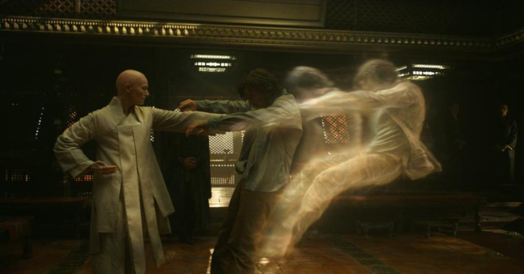 You'll be Spellbound by Marvel's DOCTOR STRANGE