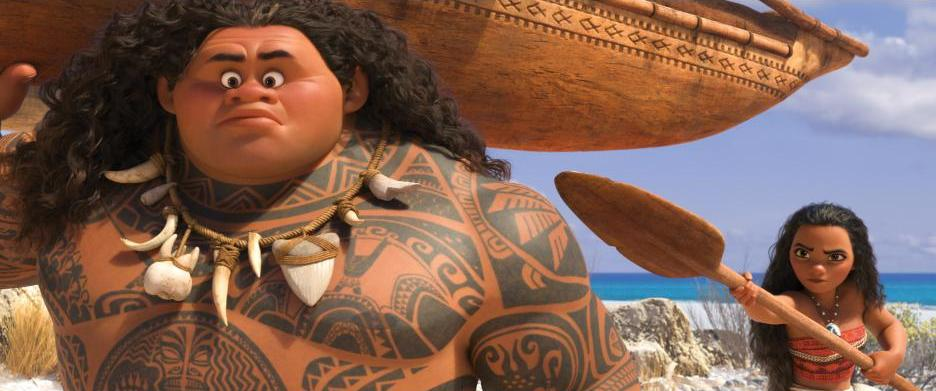 Disney's MOANA Will Call to You