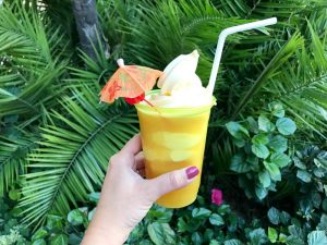 REJOICE! You Can Now Get Boozy Dole Whip at The Disneyland Hotel!