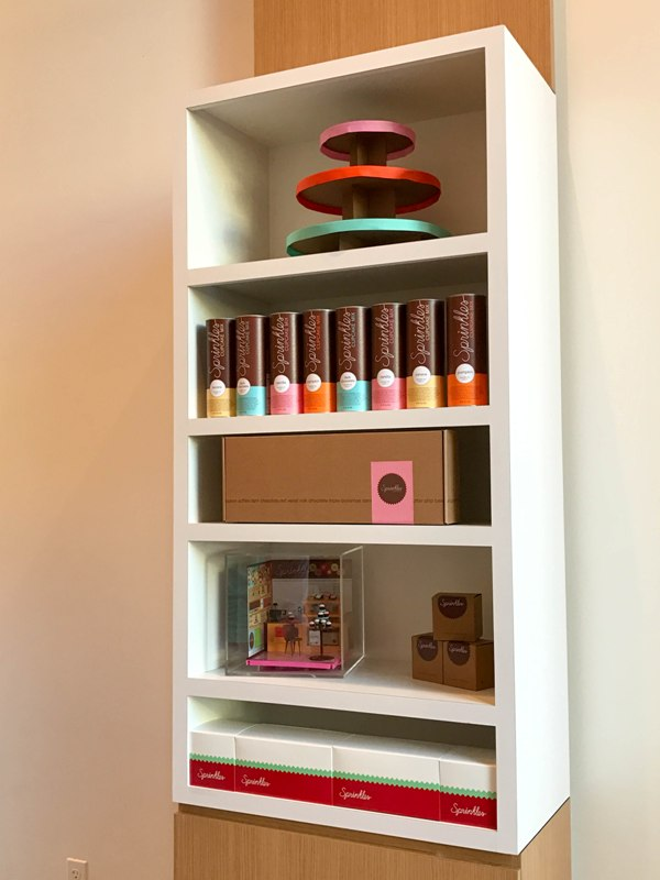 Sprinkles Now Open at Downtown Disney Anaheim