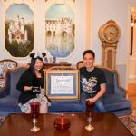 Take a Peek Inside Disneyland's Dream Suite with these Diamond Celebration Winners!