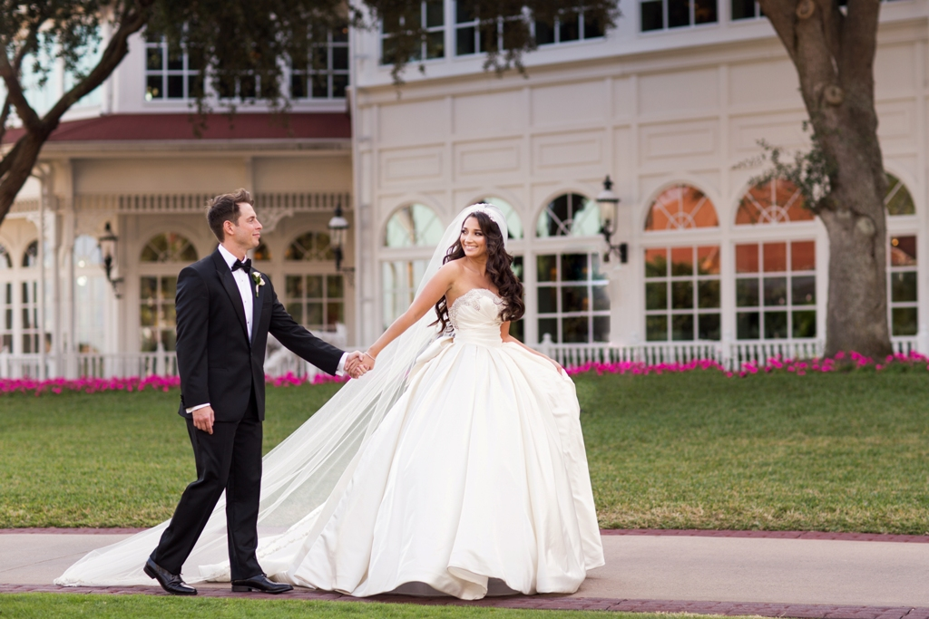 7 Things I'm Glad We Did for Our Disney Wedding