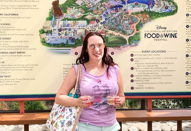 Guide to the Disney California Adventure Food and Wine Festival 2017 (including Printable Checklist)