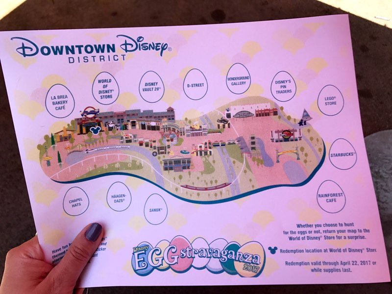 If the Disneyland Easter Egg Hunt is Sold Out, Try This Alternative