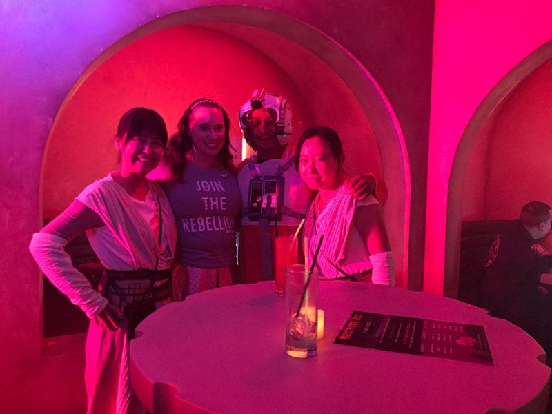 Scum and Villainy Cantina Review - Galactic Fun in the Heart of Hollywood
