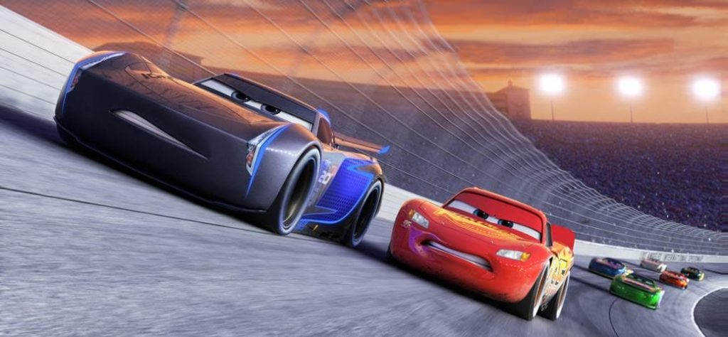 Movie Review - Get in Gear for CARS 3!