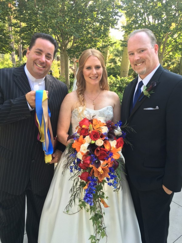 Incorporate this Disneyland Handfasting Ceremony into Your Wedding