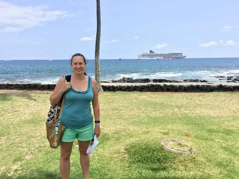Hawaii Cruise Trip Report - The Big Island - Kona