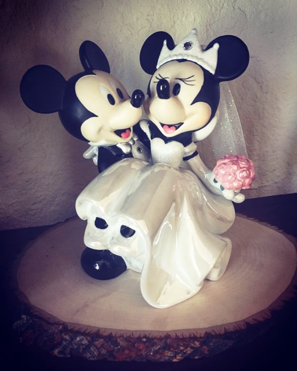 We're Choosing to Make Our Disney Wedding About Us