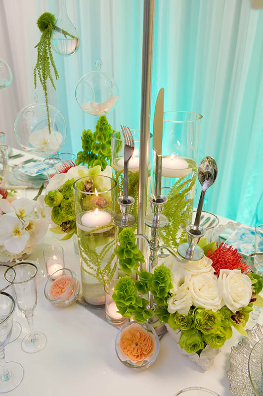Wedding Decor Inspired by Disney Princesses