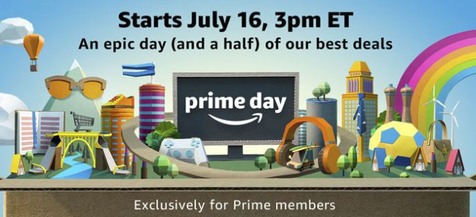 Get Ready for Amazon Prime Day