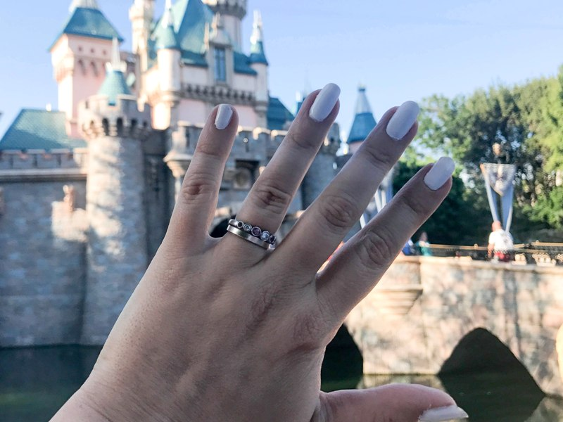Our Engagement Story and Why I Love My NonTraditional Wedding Ring