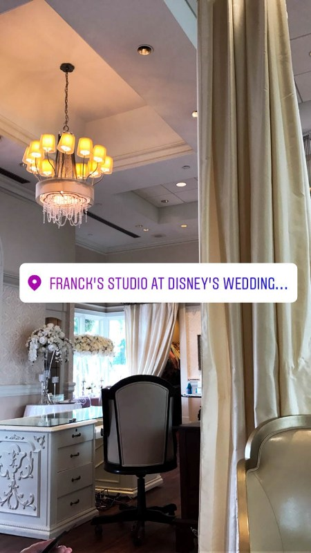 Our Day at Franck's Studio: What It's Like to Plan a Wedding at Walt Disney World