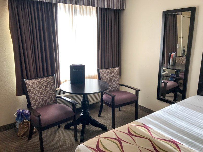 Grand Legacy at the Park - Disneyland Hotel Review