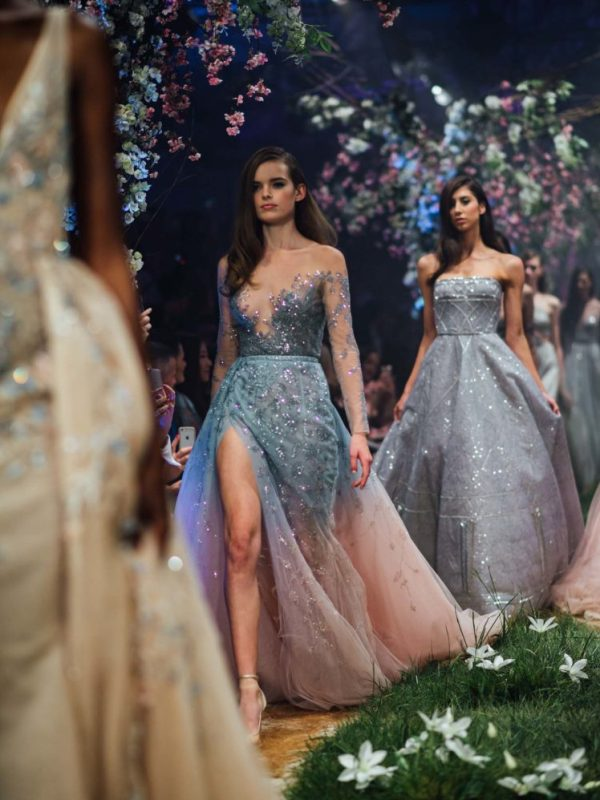 Disney Inspired Gowns from Paolo Sebastian