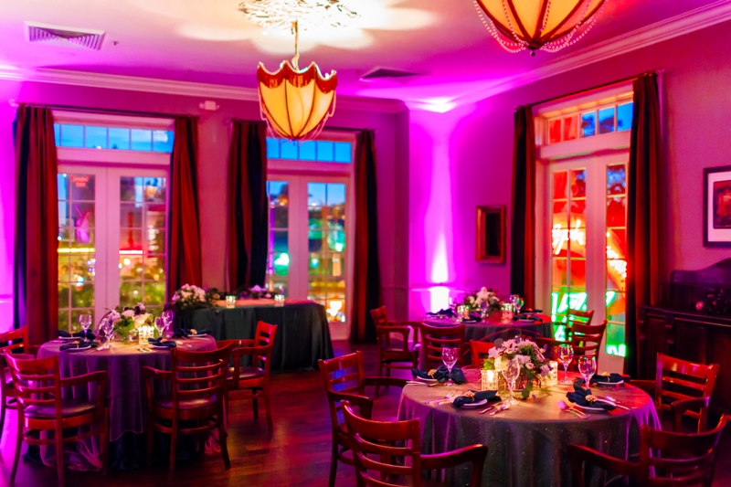 A Beautiful Wedding Shoot At Jazz Kitchen In Downtown