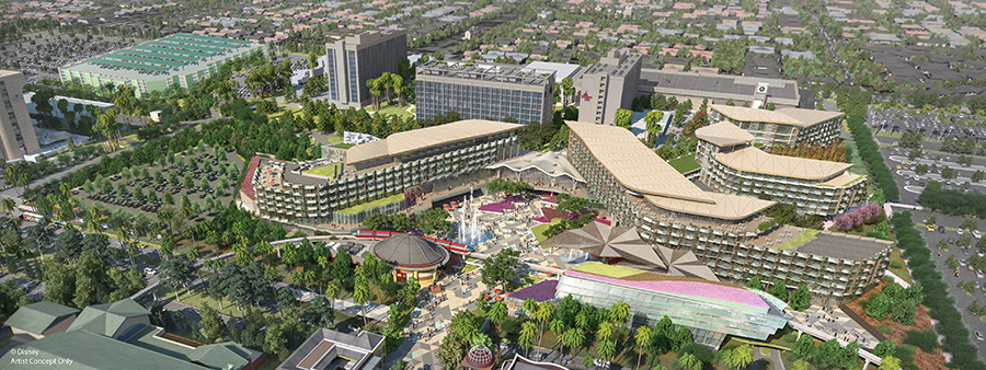 Disneyland Adding Fourth Hotel; Several Downtown Disney Shops to Close