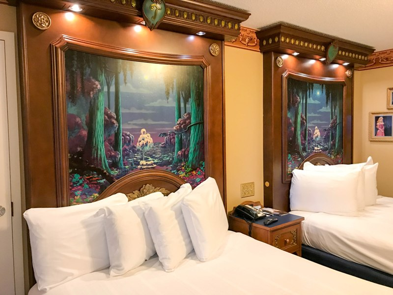 Walt Disney World Hotel Review: Royal Rooms at Port Orleans Riverside