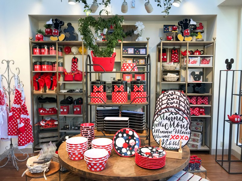 Take a Peek Inside DISNEY HOME Store at Downtown Disney