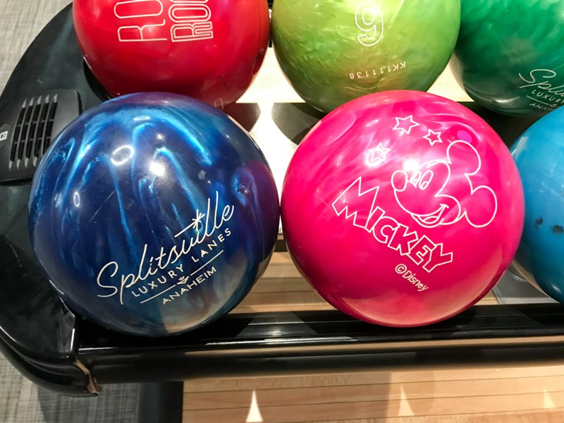Splitsville Anaheim is Downtown Disney's Newest and Coolest Gathering Spot