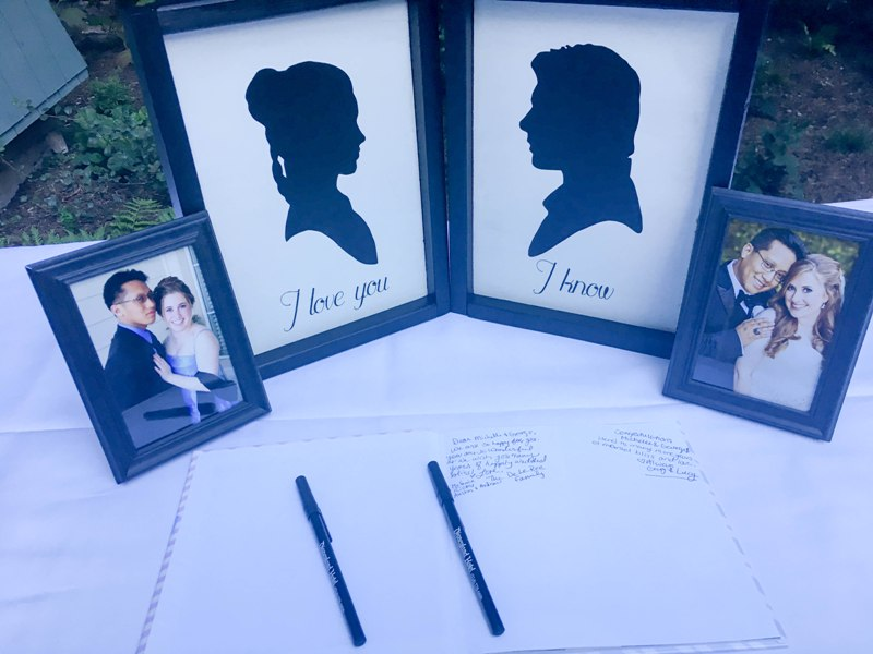 """A True """"Guest"""" Post - Michelle and George's STAR WARS Disneyland Vow Renewal"""