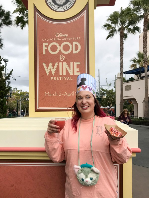 Guide to the 2018 Disney California Adventure Food and Wine Festival (including Printable Checklist)