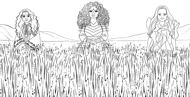 A WRINKLE IN TIME Coloring Pages and Activities - This Fairy ...