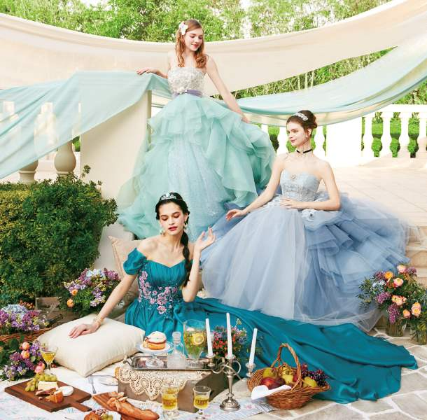 These Suits and Gowns are Definite Disneybound Wedding Goals