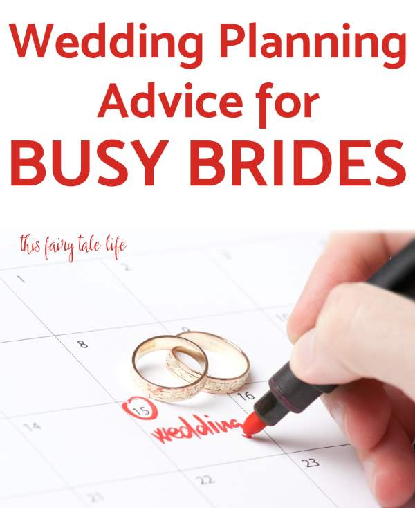 7 Tips For Planning A Small Courthouse Wedding: 7 Tips For Fitting Wedding Planning Into Your Already Busy