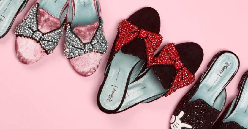 Fancy Shoes for Fancy Brides - New Disney Shoes by Chiara Ferragni