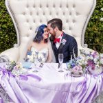 Yvette and Josh's Vintage Garden, Alice in Wonderland, Roaring Twenties Disneyland Wedding: The Reception