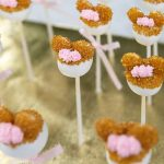 A Beautiful Rose Gold Disney Themed Bridal Shower