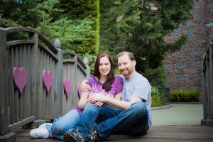 Our engagement pics