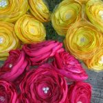 The Ultimate Fabric Flower Tutorial