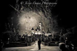 Real Disneyland Weddings – Christina and Ransen