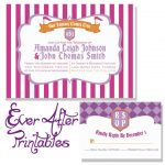 A Thanksgiv-away Courtesy of Ever After Printables!
