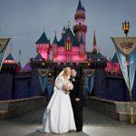 Real Disneyland Weddings – Julie and Brian