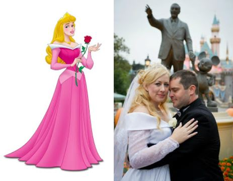 5 Simple Ways to Incorporate Disney Into Your Wedding