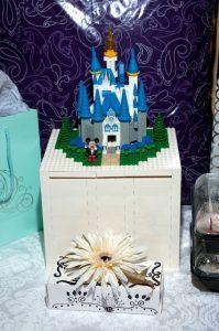 Lego Castle Card Box