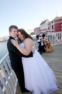 Real Disney Weddings – Jackie and Chris