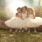 Disney Blossoms: Flower Girl Dresses from Alfred Angelo