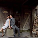 Real Disneyland Weddings – Christine and Anthony