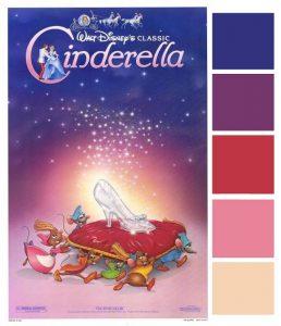 Poster Palette – Cinderella